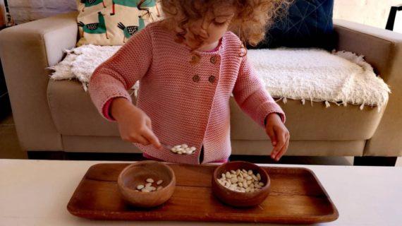 Trasvases Montessori