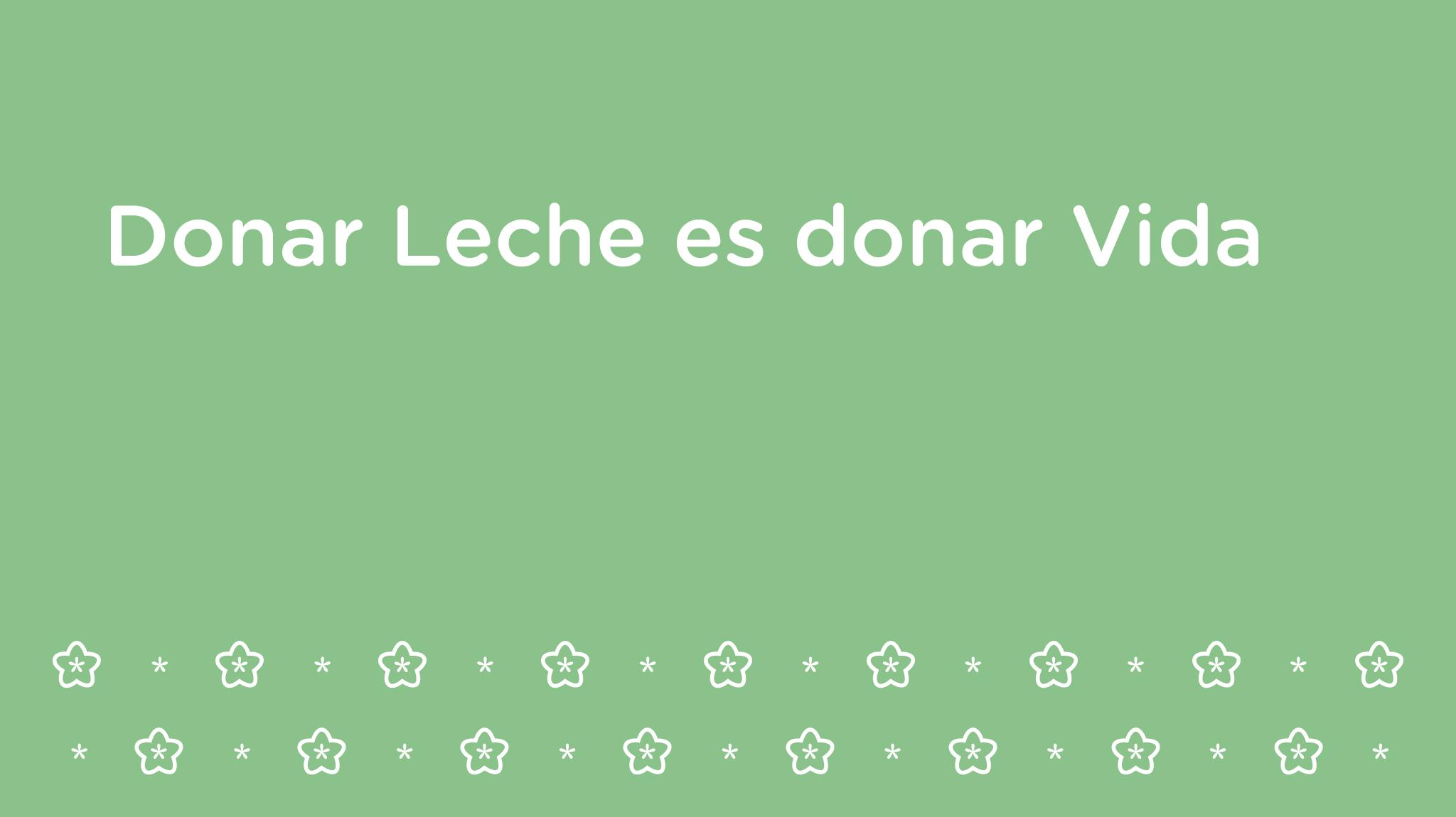 Banco de Leche Humana: Cómo ser donante en Uruguay?