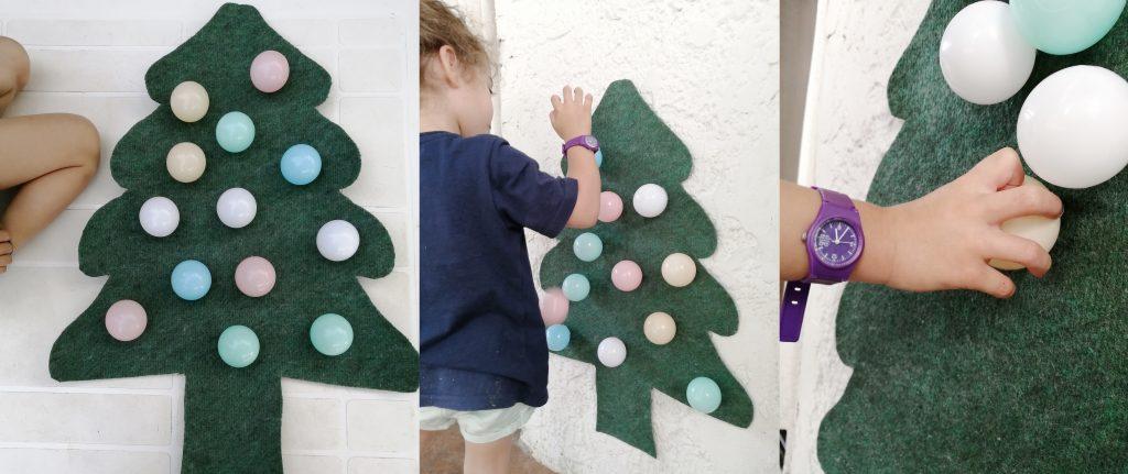 DIY Navidad: Árbol de Fieltro