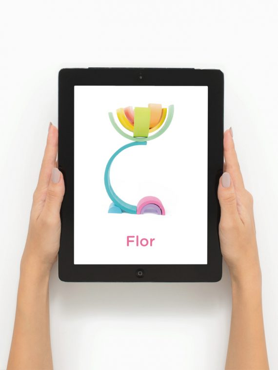 E-Book: 80 formas Arcoíris Waldorf