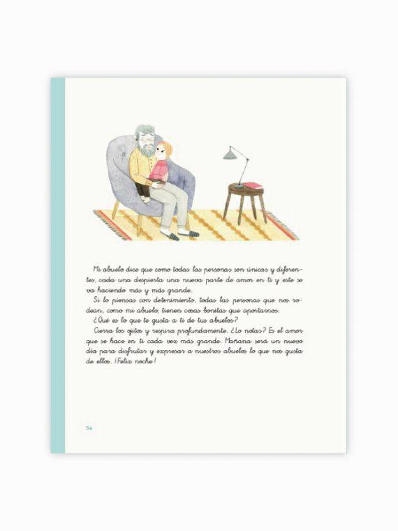 Cuentos Montessori para las buenas noches - Lo que me gusta de ti